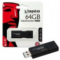 Pendrive 64GB Kingston DataTraveler 100 G3 USB 3.0