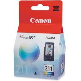 Cartridge Tinta Canon 211 Color 9ml CL-211