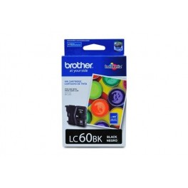 Cartridge Brother LC60 BK