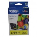 Cartridge Brother LC60Y