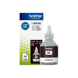 Botella Tinta Brother BT6001BK