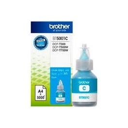 Botella Tinta Brother BT5001C