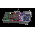 Trust  Teclado GXT 856 Torac Illuminated Gaming