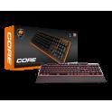 Teclado Gamer Semi-Mecánico Cougar Core