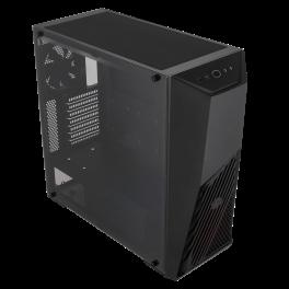 Gabinete Gamer Cooler Master Masterbox K501L RGB